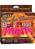 Chocolate Fantasy Finger Paint Box